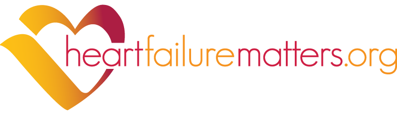 heart failure matters logo